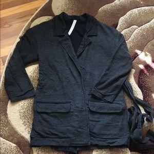 Grey Lululemon jacket, s 6